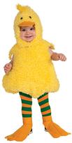 Rubie's Costume Co Yellow Duck Dress-Up Set - Infant