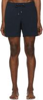 Moncler Navy Mare Swim Shorts