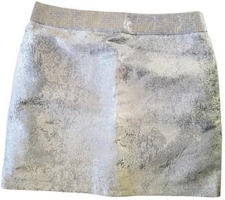 Suncoo Gold Skirt for Women