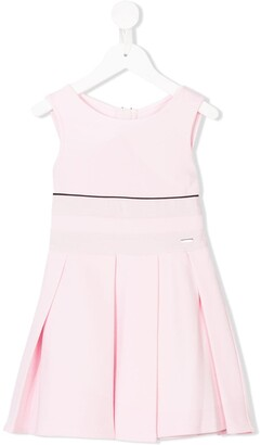 Givenchy Kids pleated dress