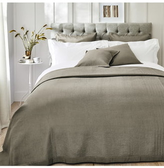 The White Company Hampstead Cotton & Silk Quilt