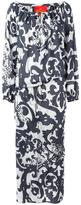 Vivienne Westwood arabesque print maxi dress