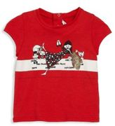 Little Marc Jacobs Baby's Essential Miss Marc on Red Carpet Tee