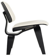 Herman Miller Eames® Upholstered Molded Plywood Lounge Chair (LCW)