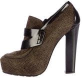 Proenza Schouler Loafer Platform Booties