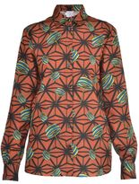 Stella Jean All Over Printed Shirt