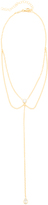 Jacquie Aiche JA Teardrop Selena Necklace