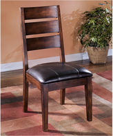 Signature Design by Ashley Larchmont Set of 2 Upholstered Dining Side Chairs