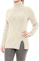 Pendleton Everyday Luxe Tunic Turtleneck Sweater (For Women)