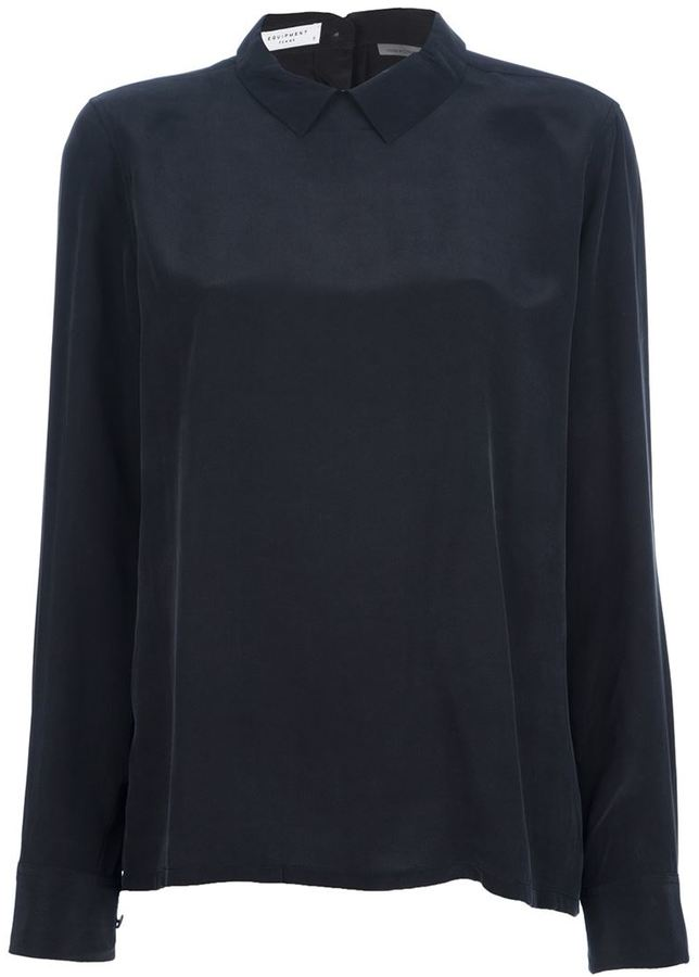 Equipment 'Elliot' blouse