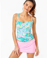 Lilly Pulitzer Bec Tankini Top