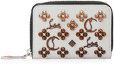 Christian Louboutin Panettone Embellished Leather Coin Purse