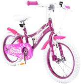 Silverfox Crush Girls Bike 16 Inch Wheel