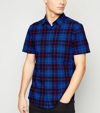 New Look Check Short Sleeve Shirt