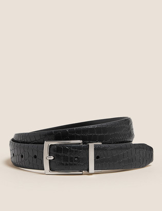 Marks and Spencer Leather Reversible Belt