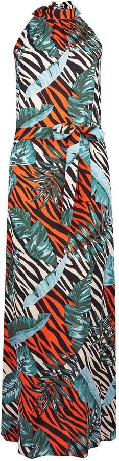 f670ba5116ea Multi Colour Halter Neck Dress - ShopStyle UK