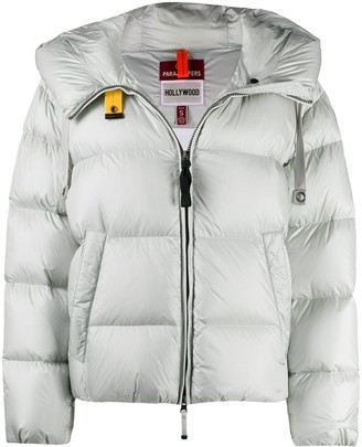 Parajumpers Oversized Hooded Down Jacket