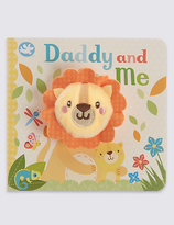 Marks and Spencer Daddy & Me Puppet Book
