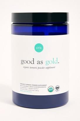 ora organic Good As Gold