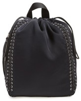 3.1 Phillip Lim Phillip Lim Medium Go-Go Lace-Up Backpack - Blue