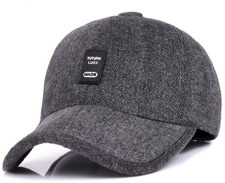 88dc5037 Grey Tweed Hat - ShopStyle Canada