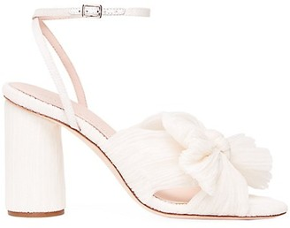 Loeffler Randall Camellia Knotted Sandals