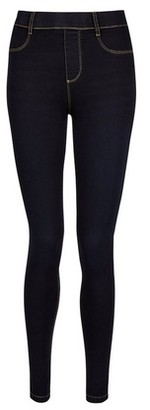 Dorothy Perkins Womens Dark Ink 'Eden' Lightweight Jeggings