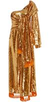 Sachin + Babi Chalcedony Sequin Dress
