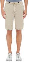James Perse Men's Cotton-Blend Poplin Mountaineering Shorts-BEIGE, TAN