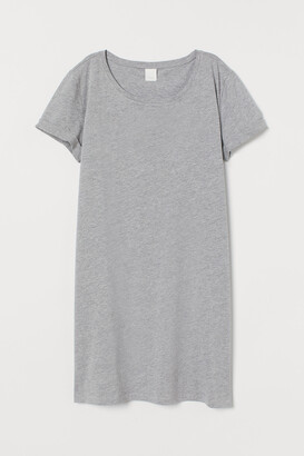 H&M Jersey T-shirt Dress