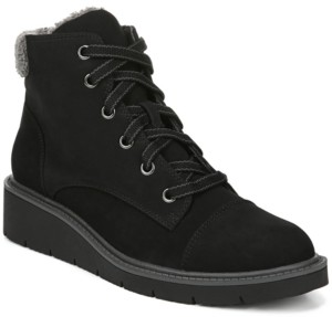 Dr. Scholl's Women's Lessmore Mid Shaft Boots Women's Shoes