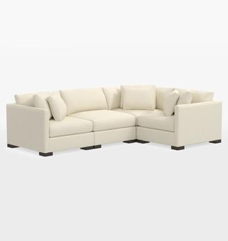 Rejuvenation Wrenton Classic 4-Piece Sectional Sofa
