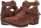 Roper Willa (Vintage Cognac Faux Leather) Cowboy Boots