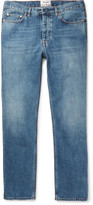 Acne Studios - Van Stonewashed Denim Jeans