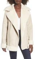 Show Me Your Mumu Women's Calgary Faux Shearling Coat