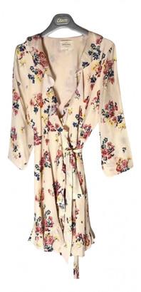 Sã©Zane SAzane Spring Summer 2020 Beige Polyester Dresses