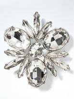 Banana Republic Crystal Stone Brooch