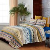 Asstd National Brand Jazmin Floral 3-pc. Queen Quilt Set