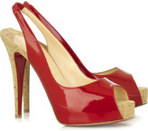 Christian Louboutin So Private 140 pumps