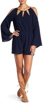 Sugar Lips Sugarlips Cut Out Detailed Romper