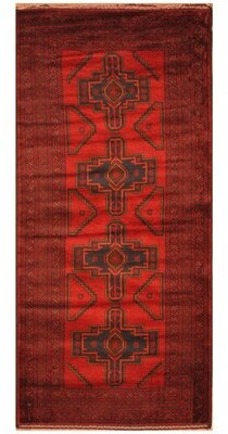 Isabelline Prentice Red Brown Area Rug Shopstyle