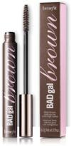 Benefit Cosmetics BADgal brown mascara