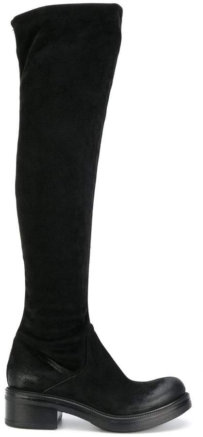 Strategia high chunky boots