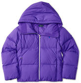 Ralph Lauren Girls 7-16 Quilted Hooded Jacket