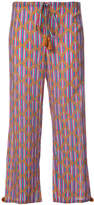 Figue Goa cropped trousers