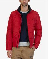 Nautica Men's Quilted Zip-Front Jacket