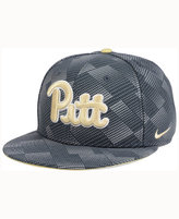 Nike Pittsburgh Panthers Anthracite Snapback Cap