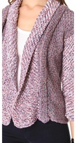 See by Chloe Exaggerated Collar Sweater