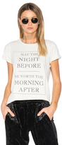 Wildfox Couture Worth It Tee