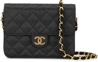 Chanel Pre-Owned diamond quilted shoulder bag